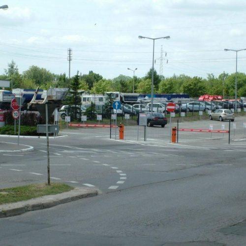 REMONDIS parkingi, place. Generalne wykonawstwo - 2011