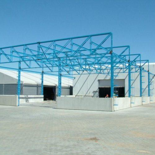 Zakłady NGR Technologie; Grodzisk Wlkp. Generalne wykonawstwo - 2011