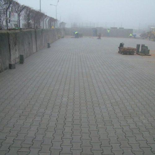 REMONDIS Poznań - place podzasieki namateriały - 2010/2011