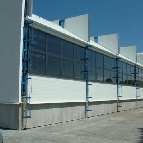 NGR TECHNOLOGIE Grodzisk Wielkopolski - rozbudowa hali produkcyjnej. Generalne Wykonawstwo - 2011