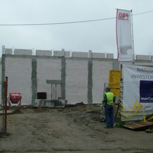 TESCO Kostrzyn Wlkp. - Nadzory Inwestorskie - 2011