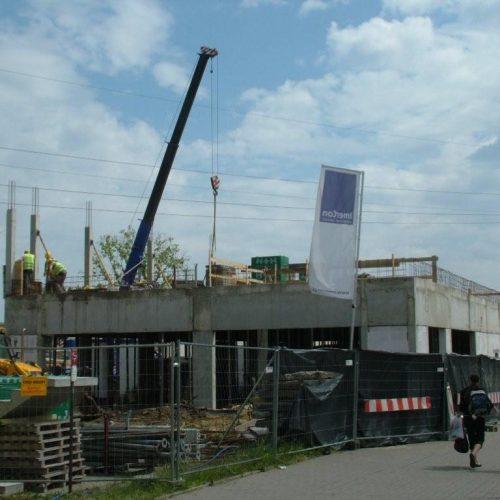McDonald`s Szczecin ul.Przyjaciół Żołnierza - restauracja sieciowa - Generalne Wykonawstwo - 2012