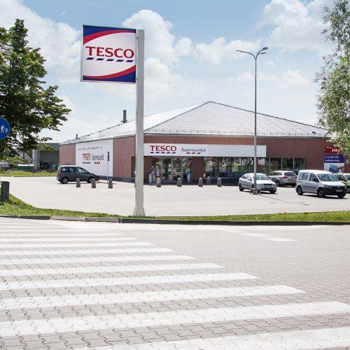 Market TESCO Tarnowo Podgórne  - Nadzory Inwestorskie - 2013