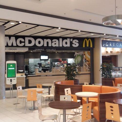 Restauracja McDonald's wCH FOCUS wBydgoszczy; 2016