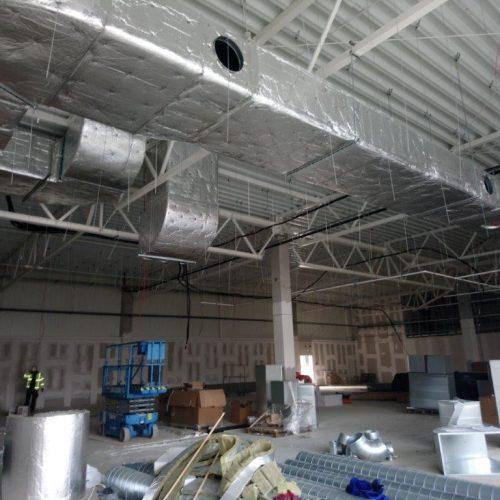 Realizacja obiektu ACTION wcentrum handlowym wŚwidnicy przy ul.Ceglanej; 2017