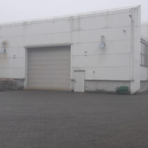 Rozbudowa hali produkcyjno-magazynowej dla NGR TECHNOLOGIE wGrodzisku Wlkp., 2018